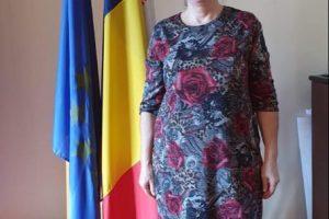 Elena Popa, noul subprefect al Timişului