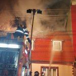 Casă în flăcări la Timişoara. Ce au descoperit pompierii