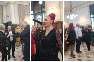 "FOTO/Sârbii din Banat și-au urat ""Srecna Nova Godina!"""