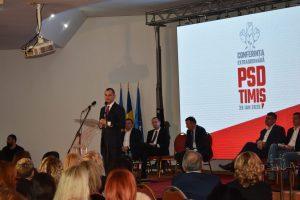 PSD Timiș și-a ales noua conducere a filialei