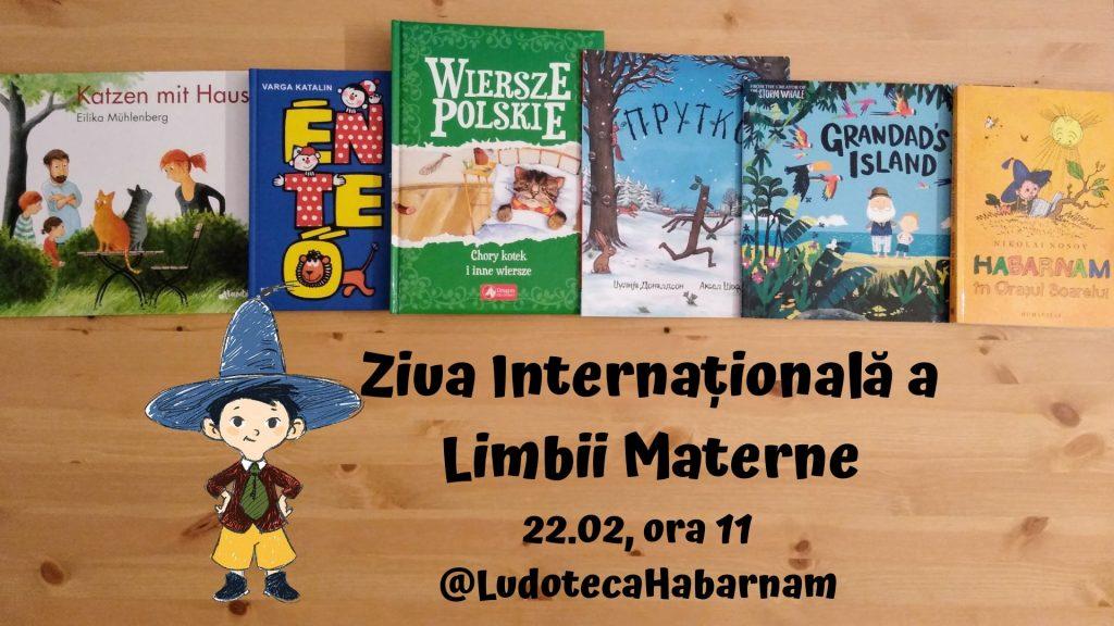Ziua Internațională a Limbii Materne, sărbătorită de copii