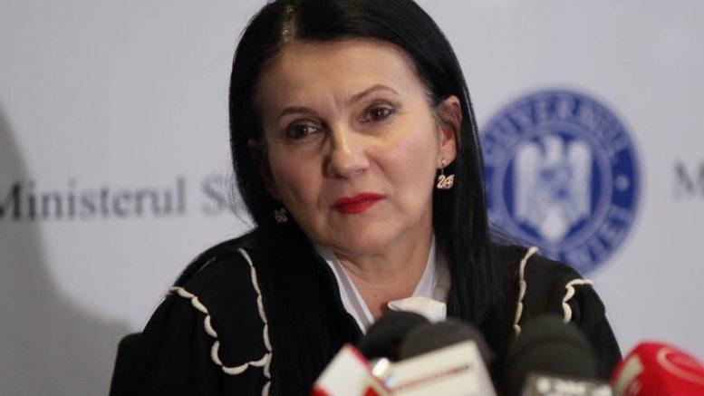 Sorina Pintea a fost reținută de procurorii DNA