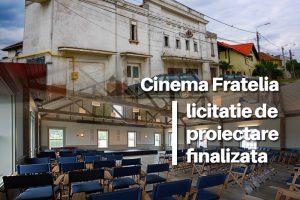 Cinematograful Fratelia va fi transformat, cu bani europeni, într-un centru multifuncţional