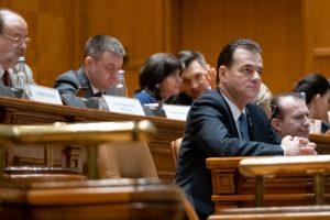 Guvernul Orban a fost demis
