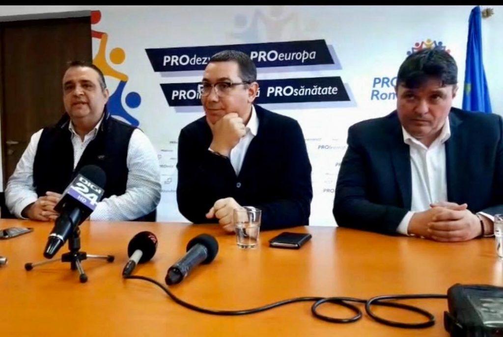 Medicul Marius Craina, candidatul Pro România Timiș pentru funcția de primar al municipiului Timișoara