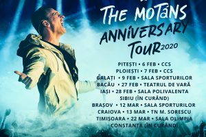 The Motans concertează în martie la Timişoara