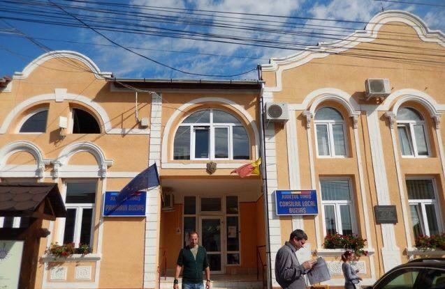 În curând va fi desemnată firma care va renova Primăria din Buziaş