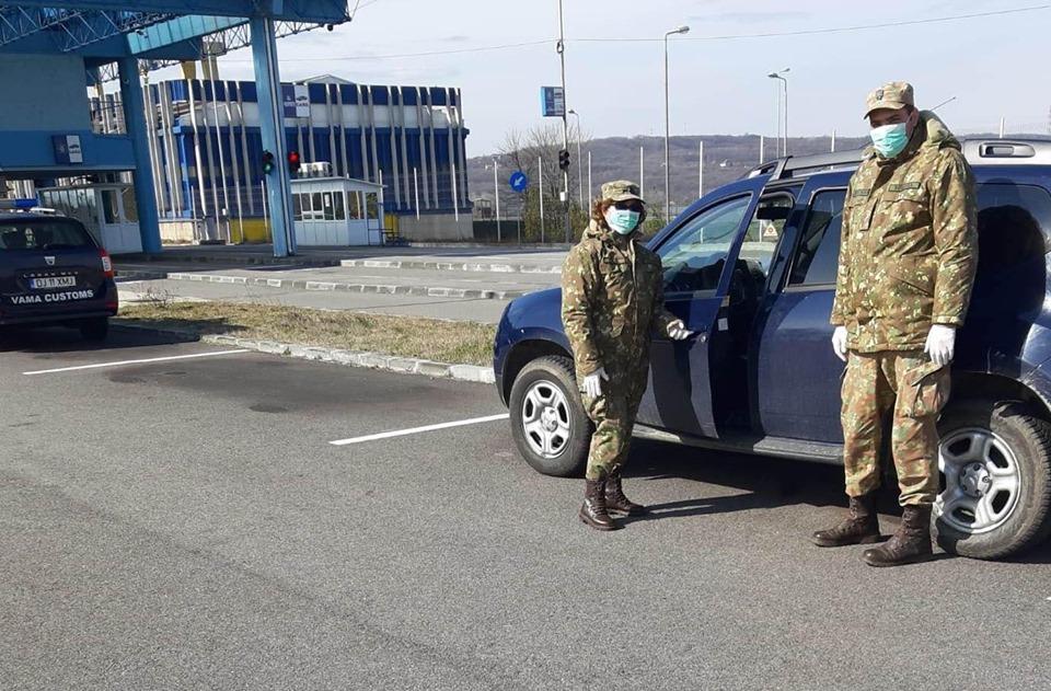 Ungaria a închis frontierele. Este permisă intrarea camioanelor de transport marfă