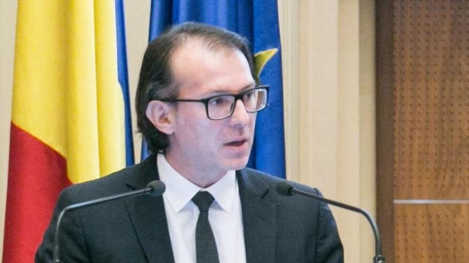 Florin Cîțu renunță la mandatul de premier desemnat