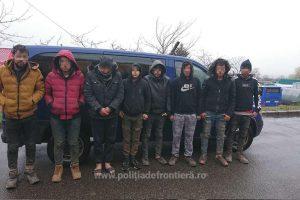 21 de migranţi depistaţi în Caraş-Severin