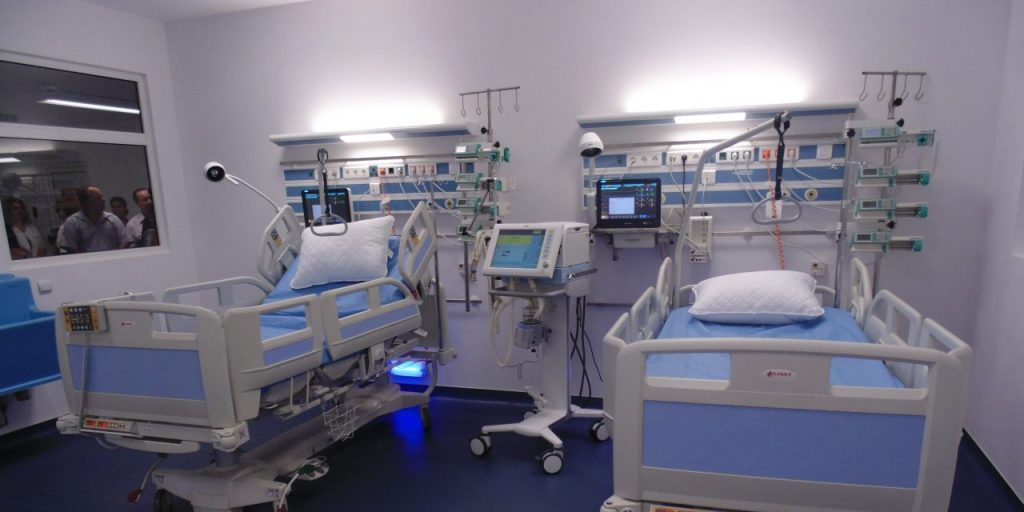 Primăria cumpără 15 paturi ATI pentru Spitalul de Boli Infecţioase