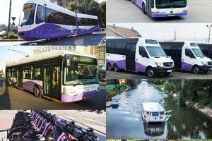 Robu anunţă program restricționat al mijloacelor de transport public