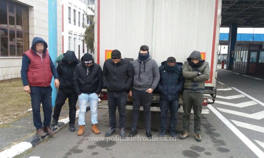 Alți 34 de cetățeni străini, opriţi la frontiera cu Serbia