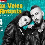 Antonia și Alex Velea, în concert la Timișoara de Dragobete