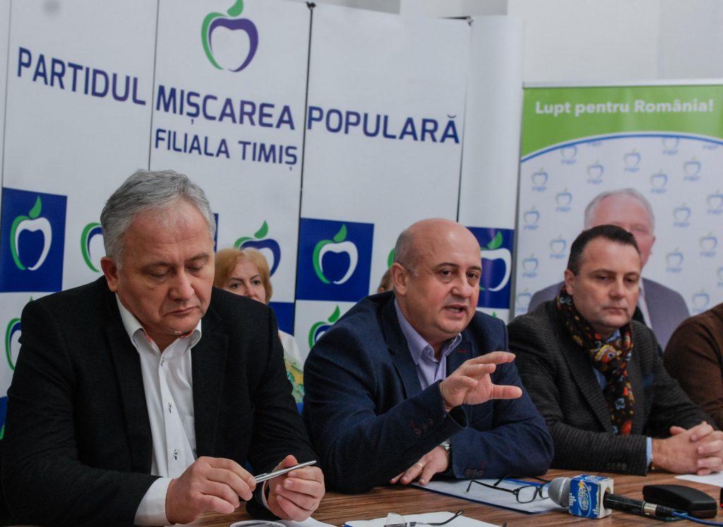 Colaborare în cadrul CLT între liderii Partidului Mișcarea Populară și liberali
