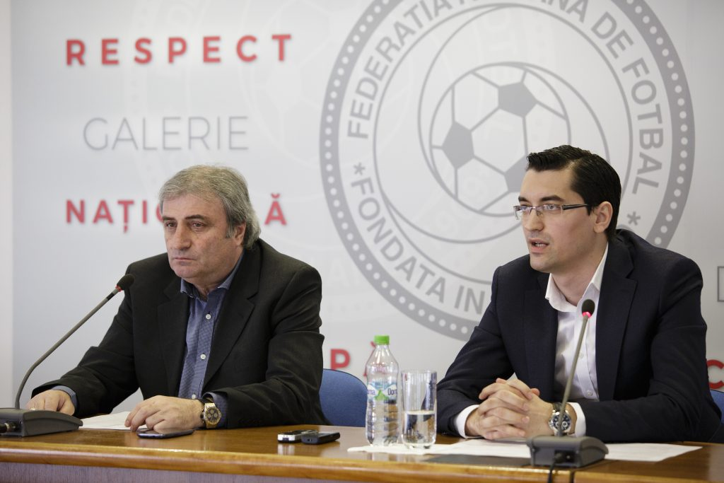 Marcel Răducanu, Ionel Augustin și Dumitru Dumitriu, printre numele noi ale Comisiei Tehnice