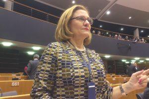 Eveniment economic major la Bruxelles. Maria Grapini organizează o Conferință europeană pe tema comerțului