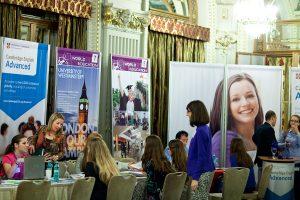 Peste 100 de instituții de învățământ din întreaga lume vor fi prezente la București la World Education Fair