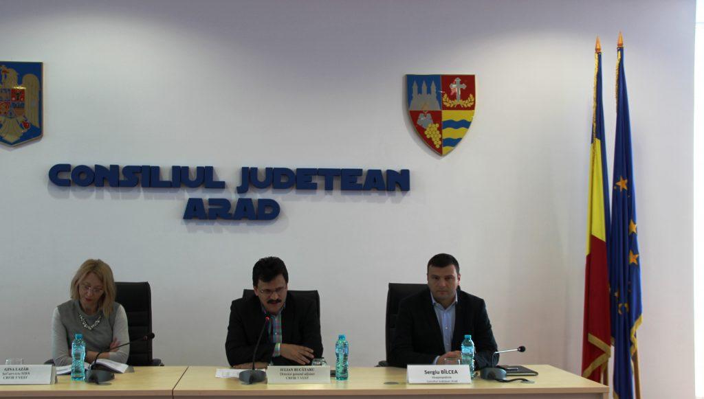 """Vicepreşedinte al Consiliului Judeţan Arad: """"Îmi doresc un parteneriat solid cu instituţiile publice"""""""