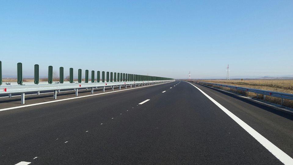 Lotul 2 al autostrăzii Lugoj -Deva ar putea fi deschis circulaţiei mâine