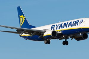 Ryanair lansează o promoție masivă de Dragobete