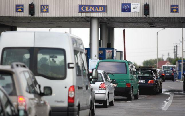Două ATV-uri furate din Franța, descoperite la frontiera timișeană
