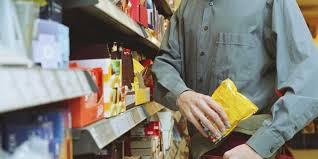 Ce se mai fură de prin magazine