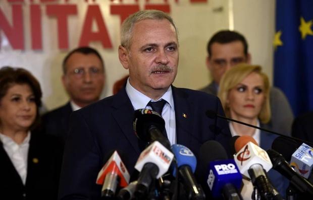 Liviu Dragnea: Klaus Iohannis este vinovat moral pentru violențele din Piața Victoriei