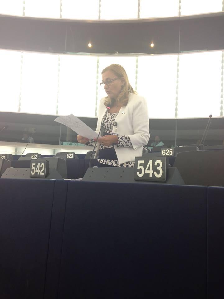 Maria Grapini a vorbit în PE despre criza medicamentelor din România