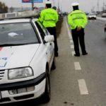 Doi timişeni, prinşi în ofsaid de Poliţia Rutieră