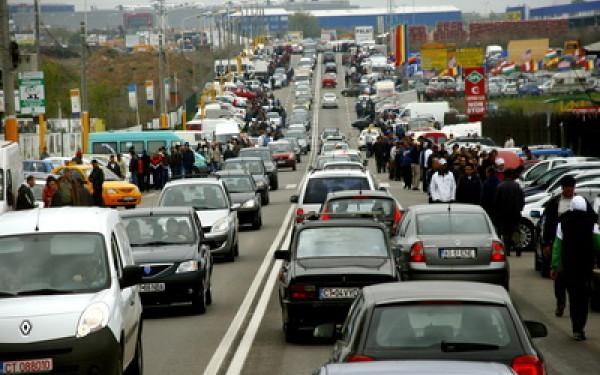Pericol pe șosele! Câte mașini care circulă nu sunt în regulă?