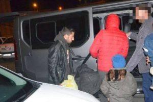 Patru migranţi, depistaţi în timp ce intenţionau să treacă ilegal frontiera în Serbia