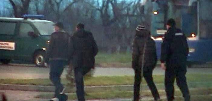 Şapte migranţi din Kosovo, prinşi în urma unui pont dat de o firmă de taxi