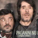 """""""Paganini nu mai locuiește aici"""" la Studio Uțu Strugari al Teatrului Național"""