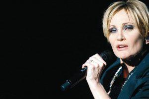 Patricia Kaas cântă în Parcul Rozelor din Timișoara