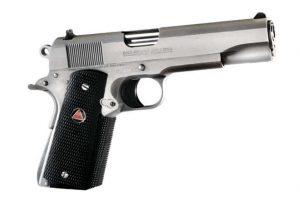 Bulgar, prins la Tormac cu un pistol încărcat. Ce a păţit