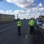 Razie a poliţiştilor de la Rutieră! Câte amenzi au dat agenţii