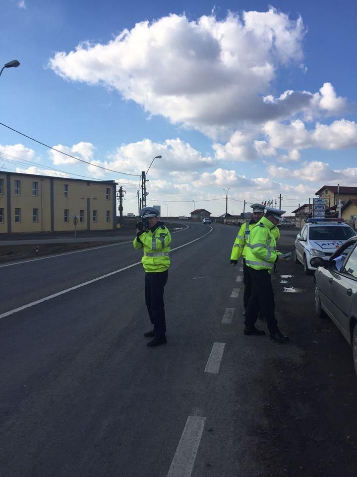 Zeci de șoferi au devenit pietoni în Timiș