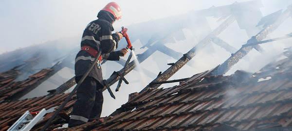 Sfaturi de la pompieri. Cum ne putem feri de accidente