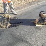 Se repară Drumul Național 7