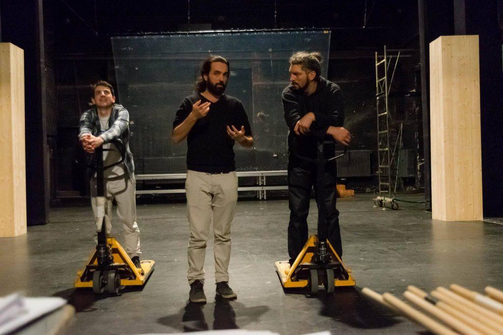 """Final de februarie cu premieră la Teatrul Maghiar de Stat """"Csiky Gergely"""" Timişoara"""