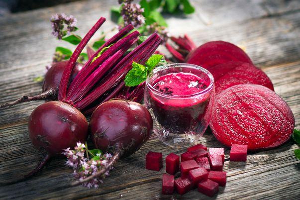Sfecla roșie – 10 beneficii uimitoare pentru sănătate