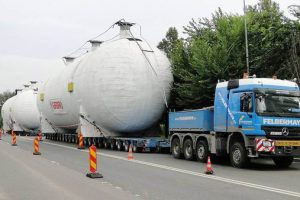 Atenţie, şoferi! În vestul ţării au fost programate două transporturi agabaritice
