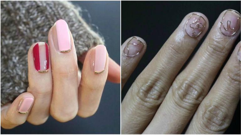Trend alert – unghiile cu sârmă