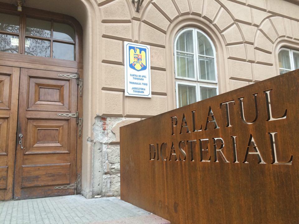 Judecătorii din Timișoara își suspendă activitatea în semn de protest pentru că rămân fără pensii de serviciu