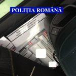 Depistat cu țigări de contrabandă în autoturism