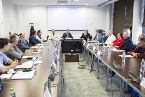Prima ședință a noii Comisii Tehnice a FRF