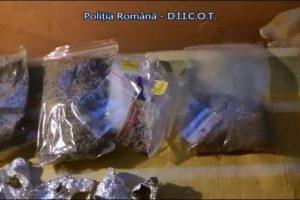Percheziții in vestul țării la traficanții de droguri