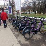 STPT retrage peste iarnă bicicletele care se pot închiria gratuit
