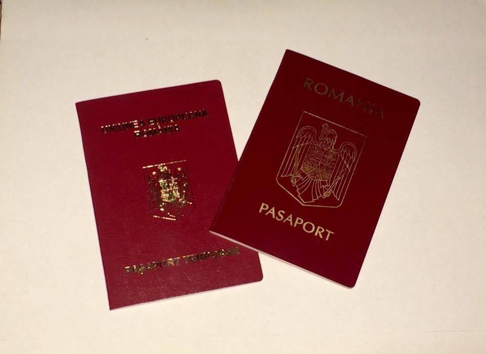 Eliberarea de pașapoarte este suspendată pentru o lună